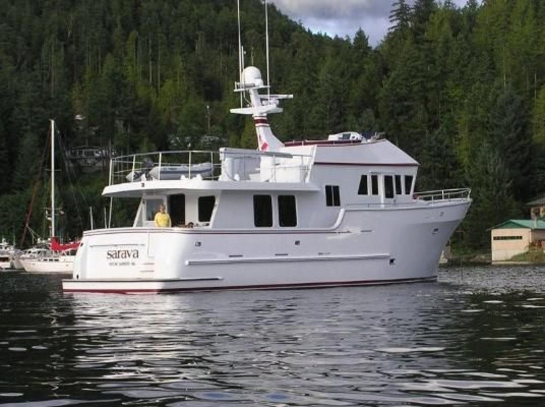 2004 57' Northern Custom