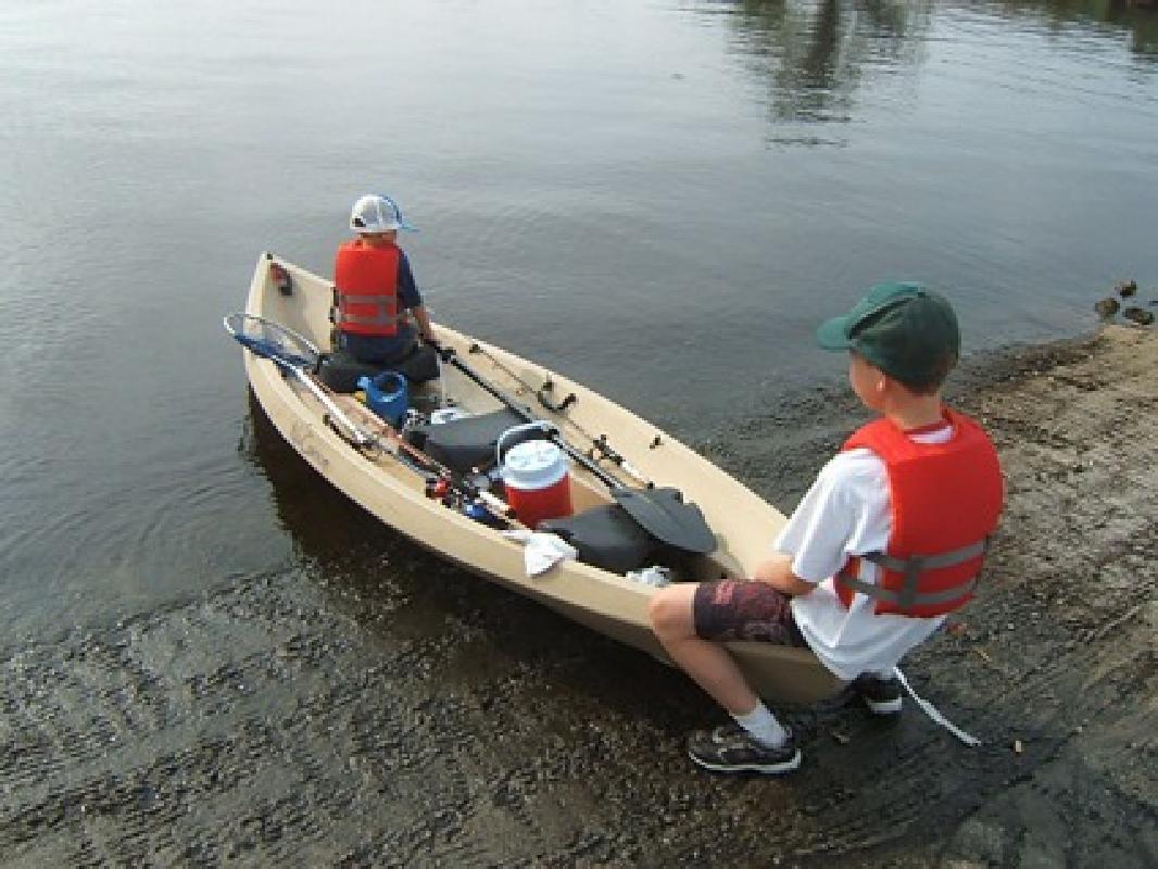 $575 OBO 2008 Nu Canoe