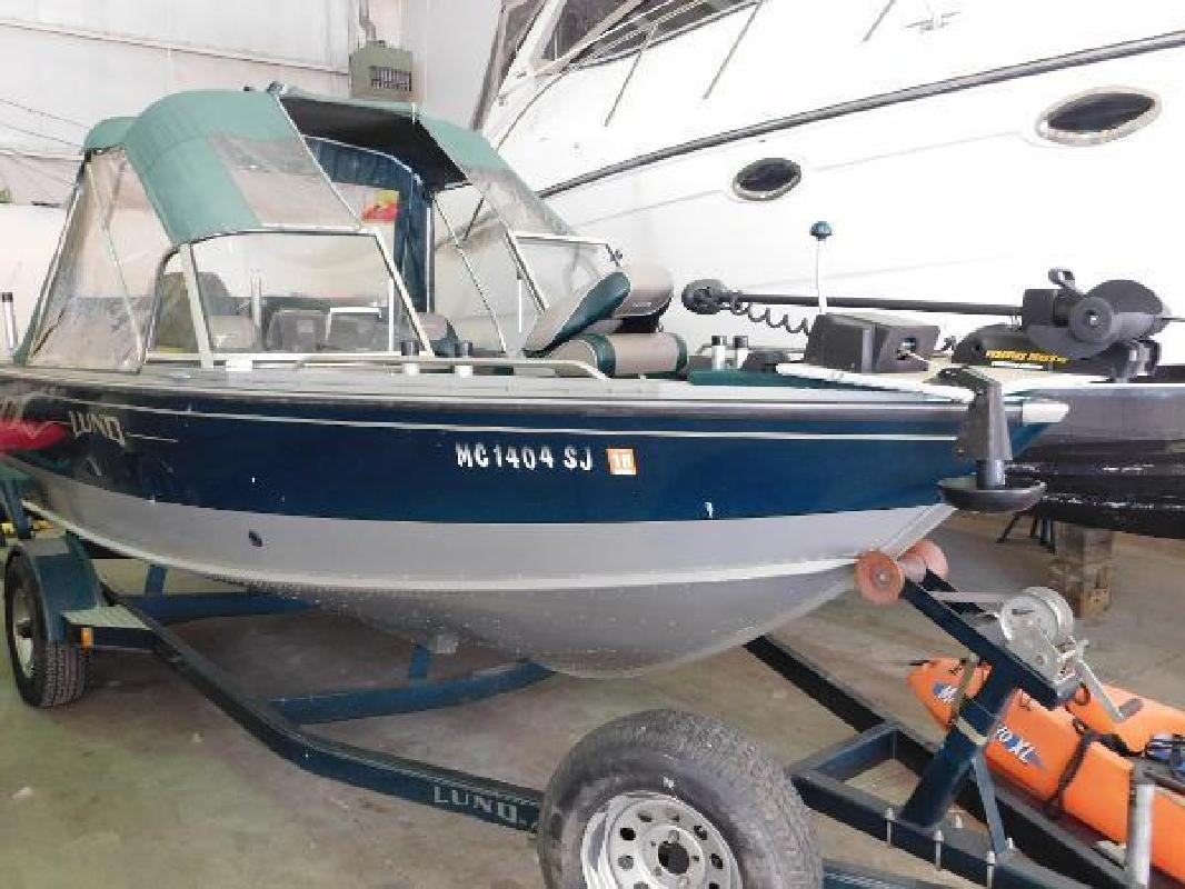 2002 Lund 1700 Fisherman Ob Benton Harbor Mi For Sale In Benton