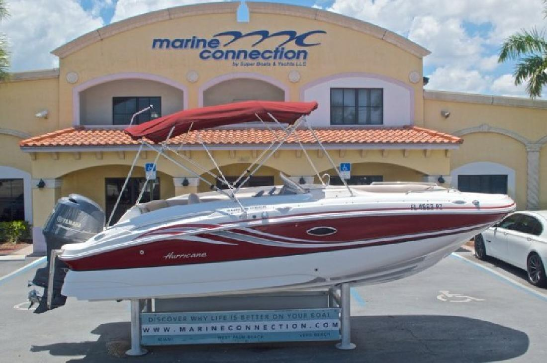 2017 Hurricane Sundeck Sport Ss 220 Ob West Palm Beach Fl