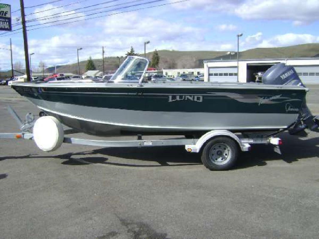 2004 LUND 1800 Fisherman OB Yakima WA for sale in Yakima