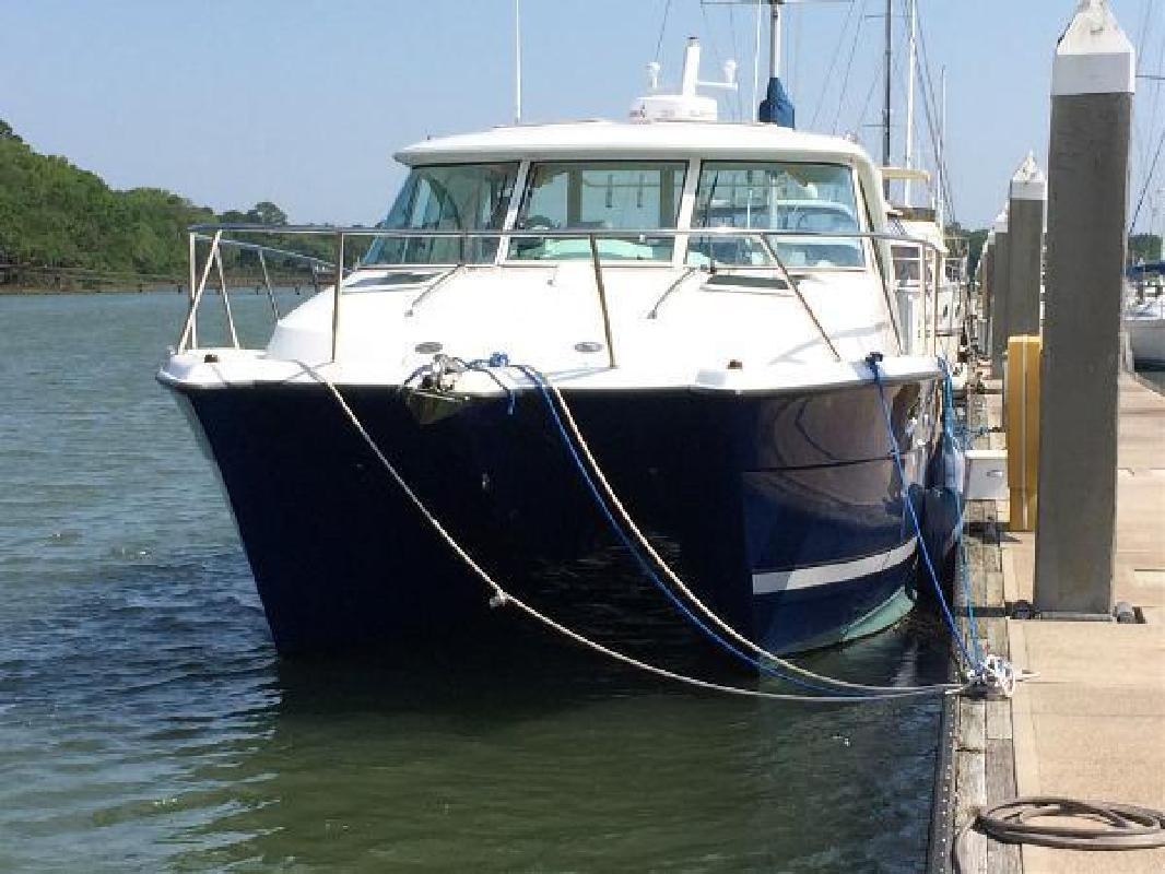 2007 GLACIER BAY 3480 Ocean Runner Beaufort SC
