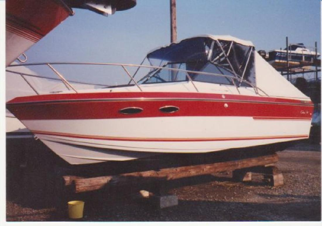 1990 24' Cobia Boats Odessey 245 FC