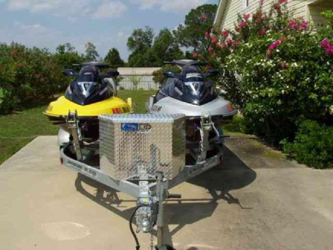 $12,995 2006 Sea Doo Jet Skis A Pair of SeaDoo's, GTX Limited, GTX Supercharged