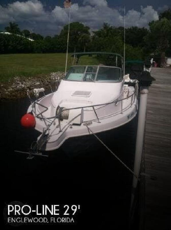 1995 Pro-Line Boats 2950 Offshore Englewood FL
