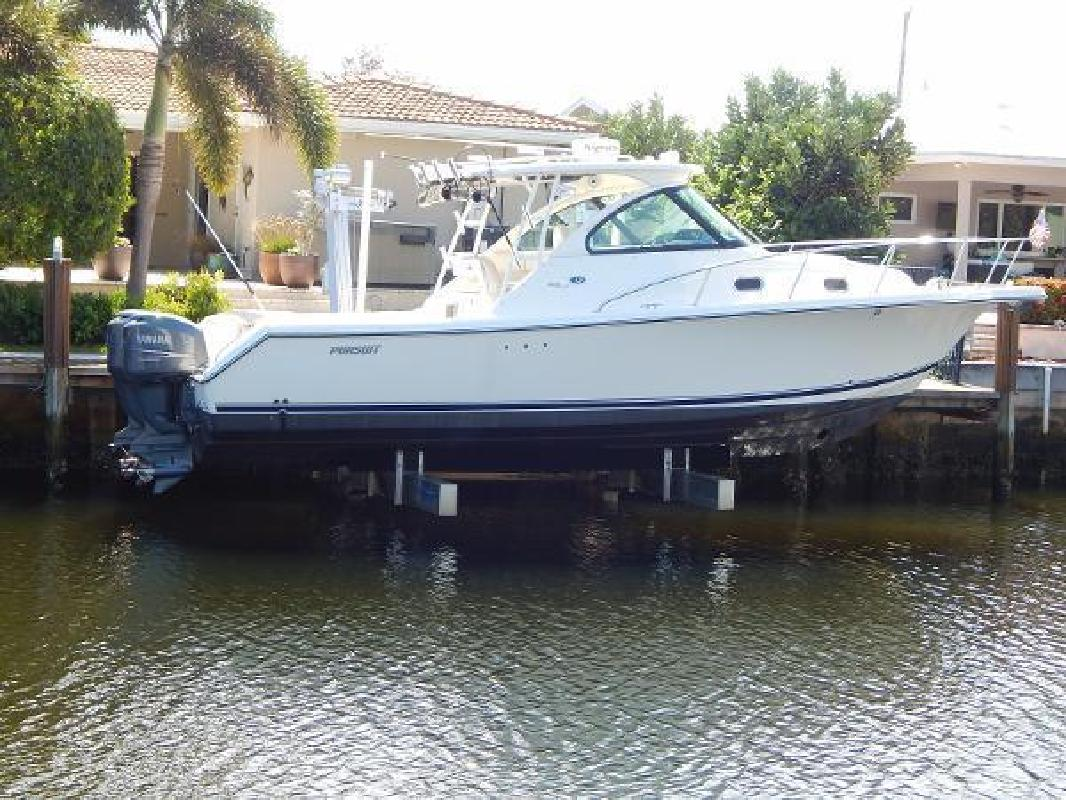 2009 Pursuit 315 OS Offshore Fort Lauderdale FL