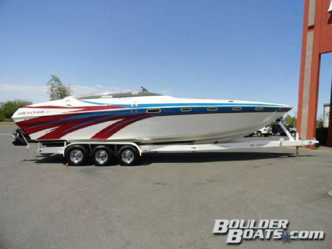 2001 ADVANTAGE BOATS 34 Offshore Henderson NV