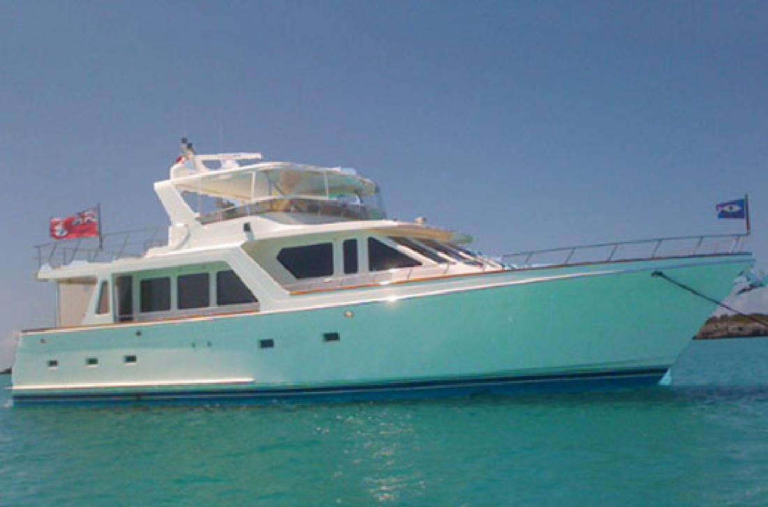 2005 66' Offshore Marine