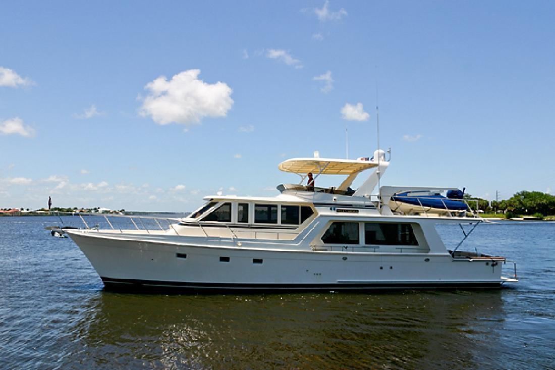 2000 58' Offshore Marine