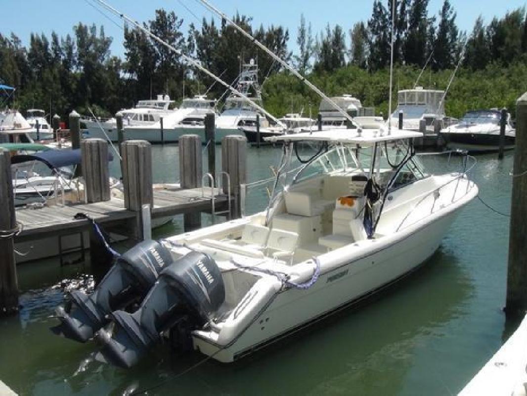 2006 Pursuit 3070 Offshore Stuart FL
