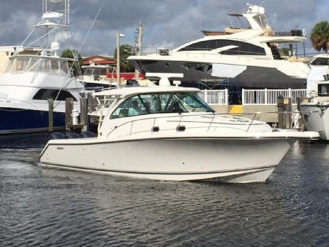 2015 Pursuit OS 385 Offshore Stuart FL