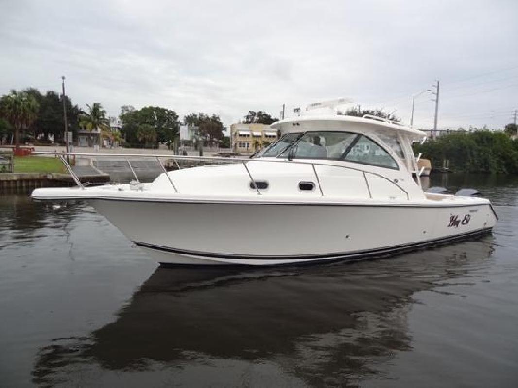 2015 Pursuit OS 345 Offshore Stuart FL
