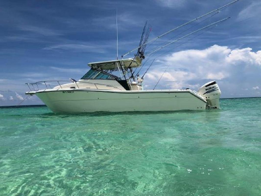 2001 Pursuit 3070 Offshore Stuart FL
