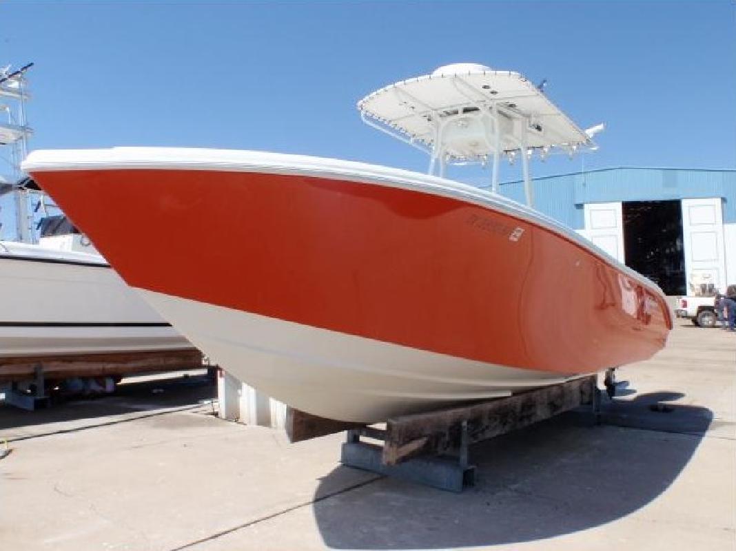 2007 25' Yellowfin Yachts 23 Offshore (Warranty till 2013!)