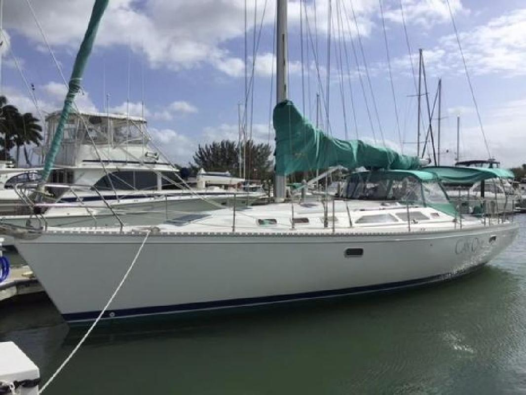 1995 Catalina 400 Winged Keel Perrysburg OH in New Port Richey, FL