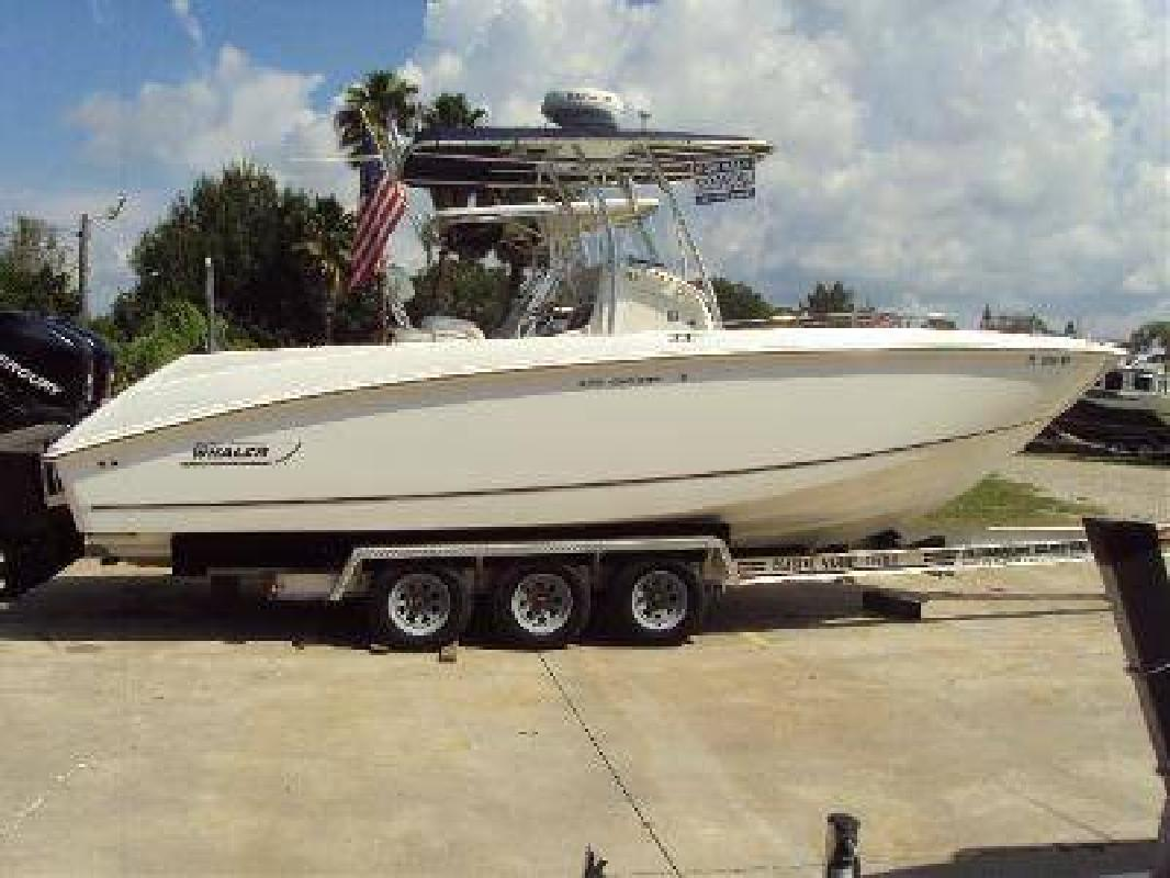 $79,995 2005 Boston Whaler Outrage ONLY 100 Hours