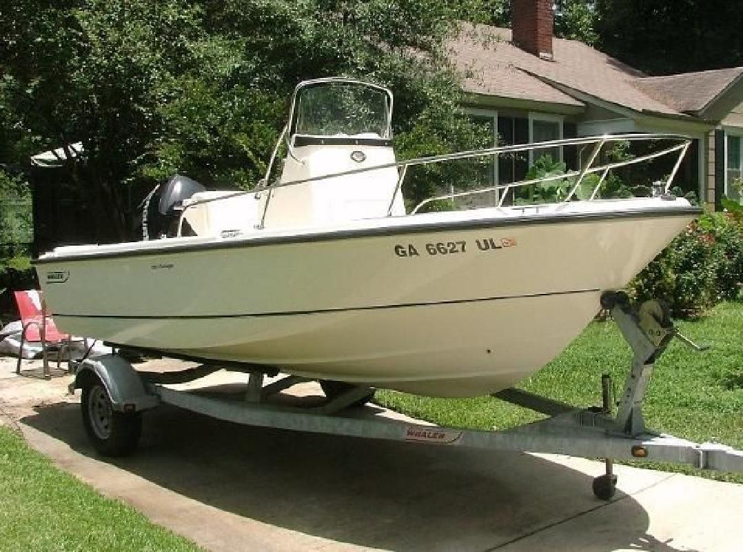 2010 Boston Whaler 190 Outrage Only 140 Hours Savannah GA