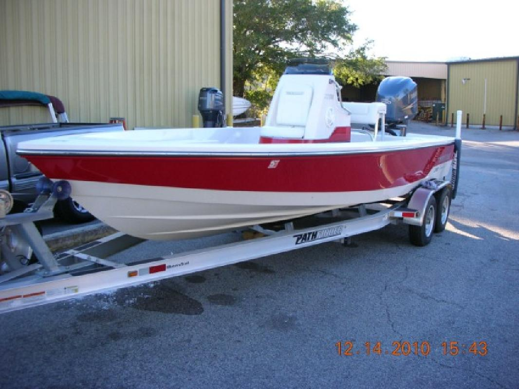 2008 22' Pathfinder 2200 XL Tournament (Only 22 Hours! Warranty till 2