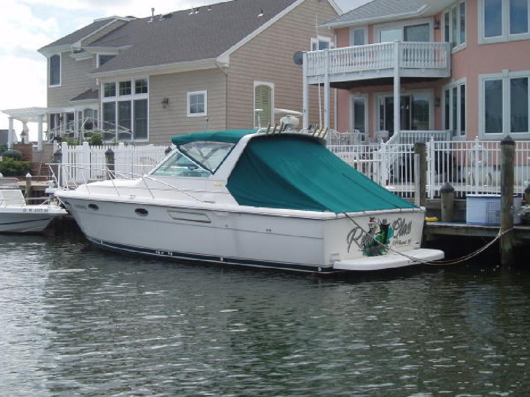 1995 31' Tiara Yachts Open 3100 Express