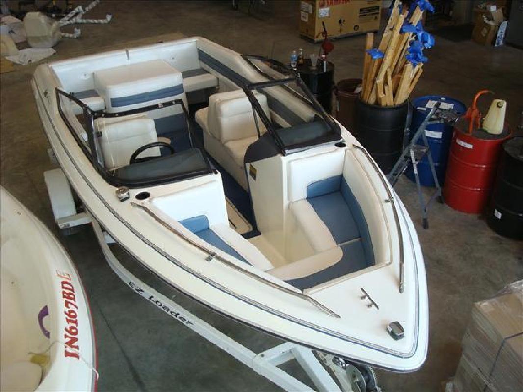 1993 Sunbird corsair 185 open bow Syracuse IN