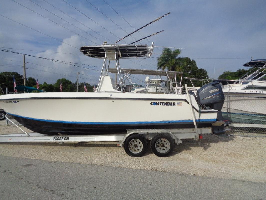 2004 - Contender Boats - 23 Open in Key Largo, FL