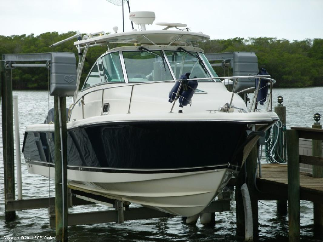 2008 29' Pursuit Boats OS 285 Offshore in Nokomis, Florida