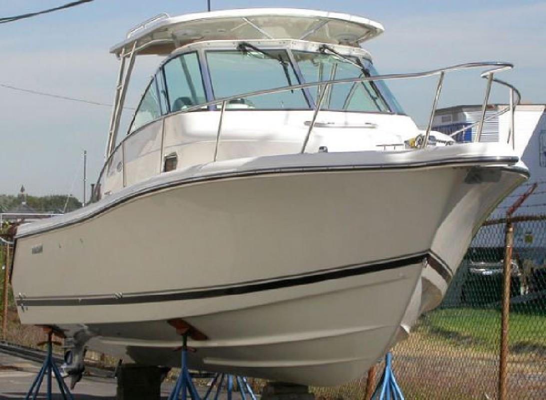 2009 28' Pursuit Boats OS 285 Offshore in Norwalk, Connecticut