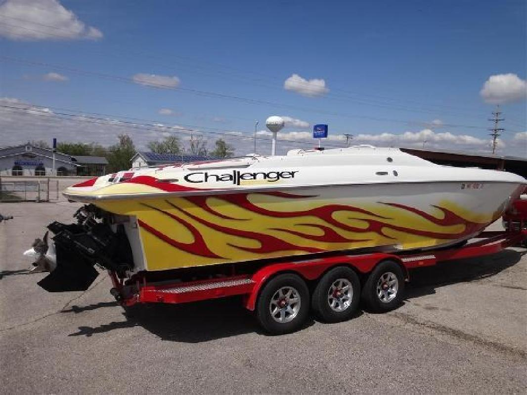 2007 Challenger DDC 33 Osage Beach MO
