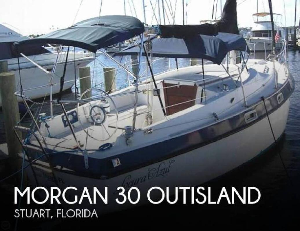 1977 Morgan by Catalina 30 Out island Stuart FL