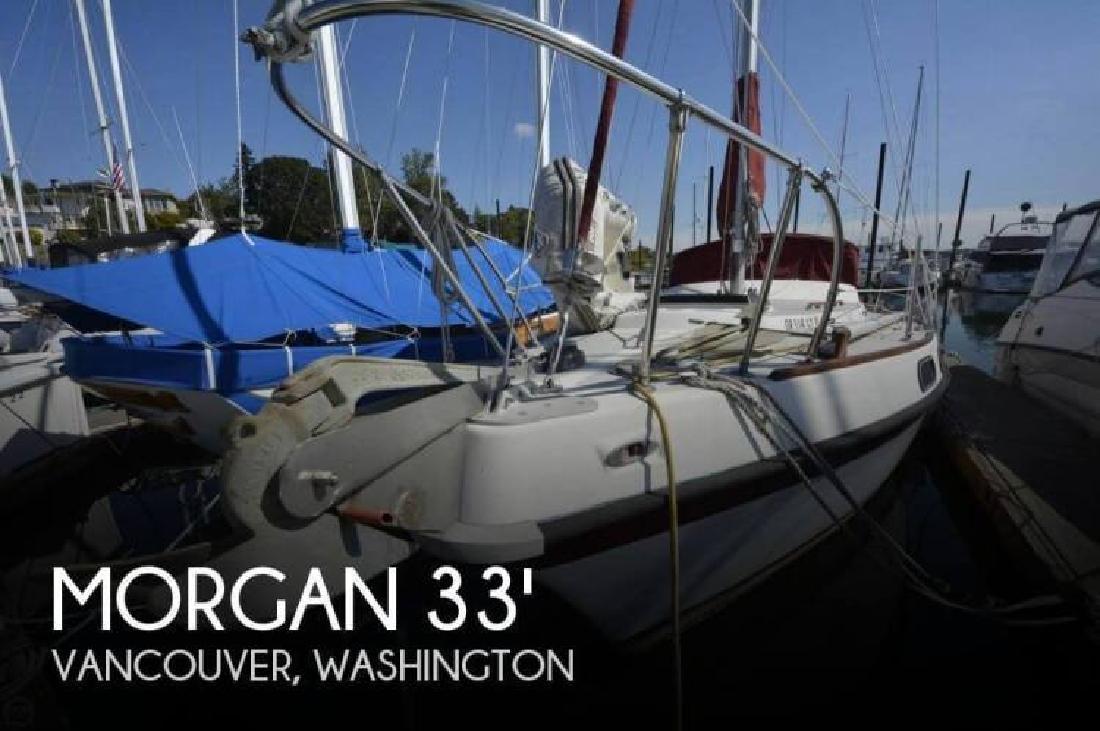 1975 Morgan by Catalina 33 Out Island Vancouver WA