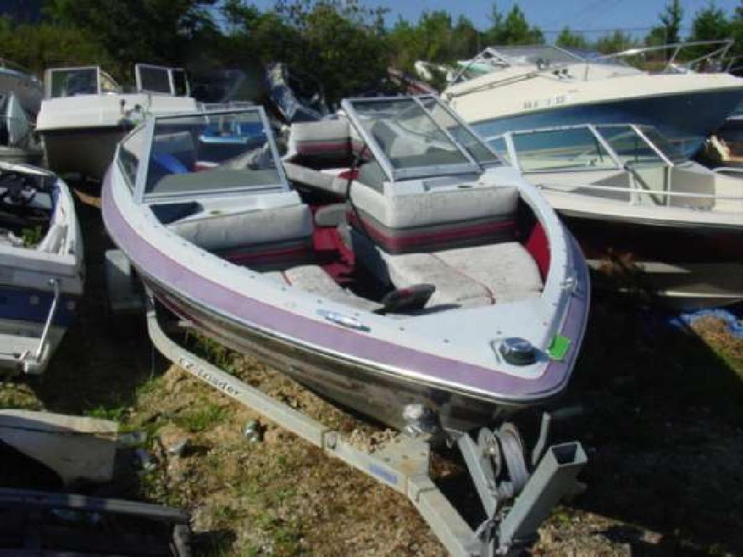 1989 MAXUM 1900 XR Bowrider Outboard Hull Dawsonville GA