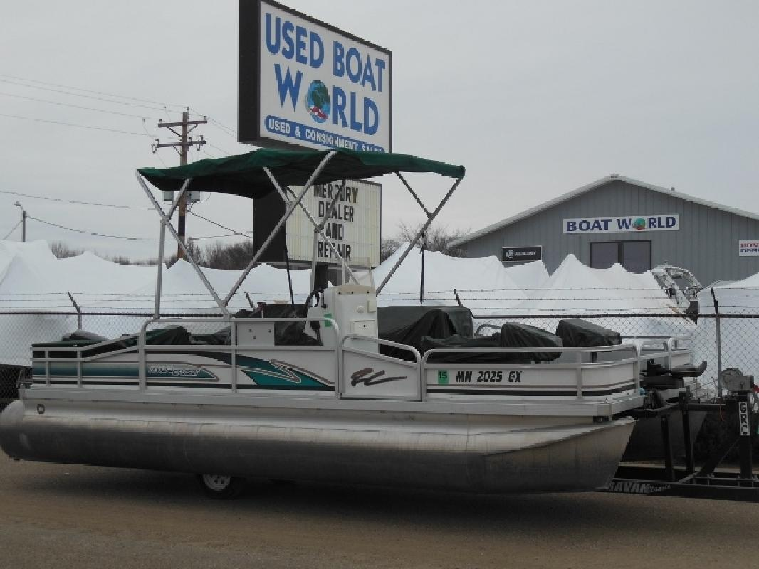 Mercury new and used boats for sale in mn for Used boat motors mn