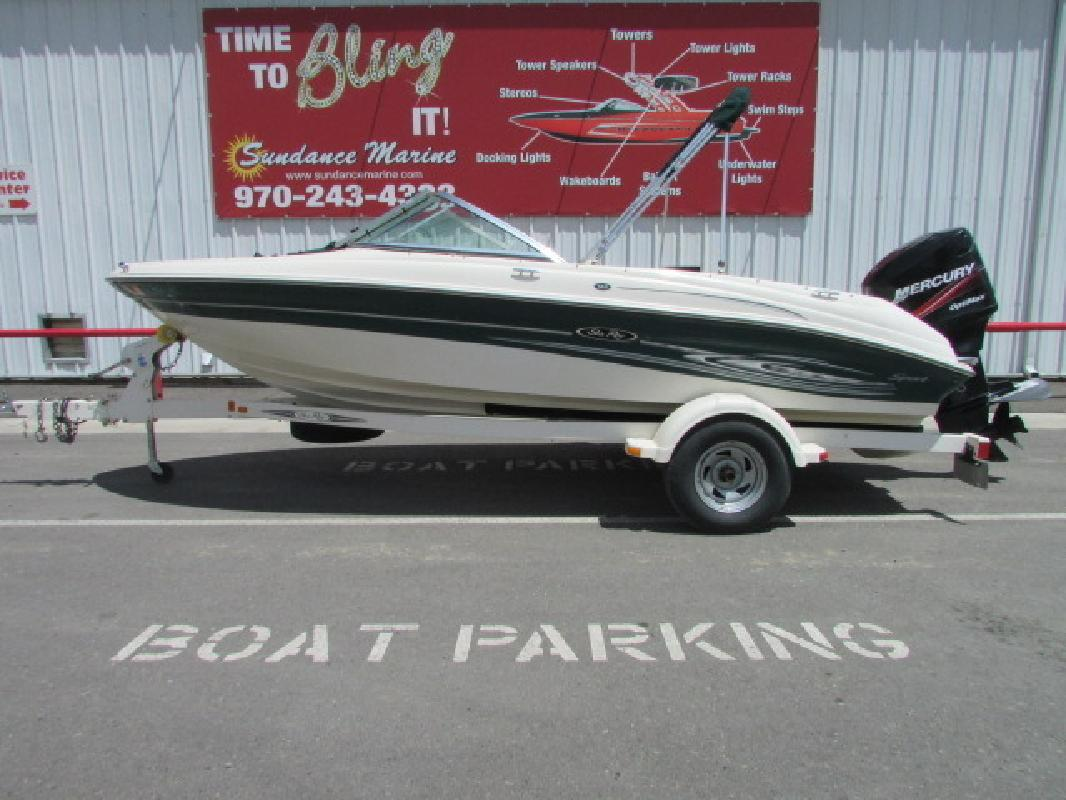 2005 Sea Ray Boats 185 Outboard Sport Grand Junction CO