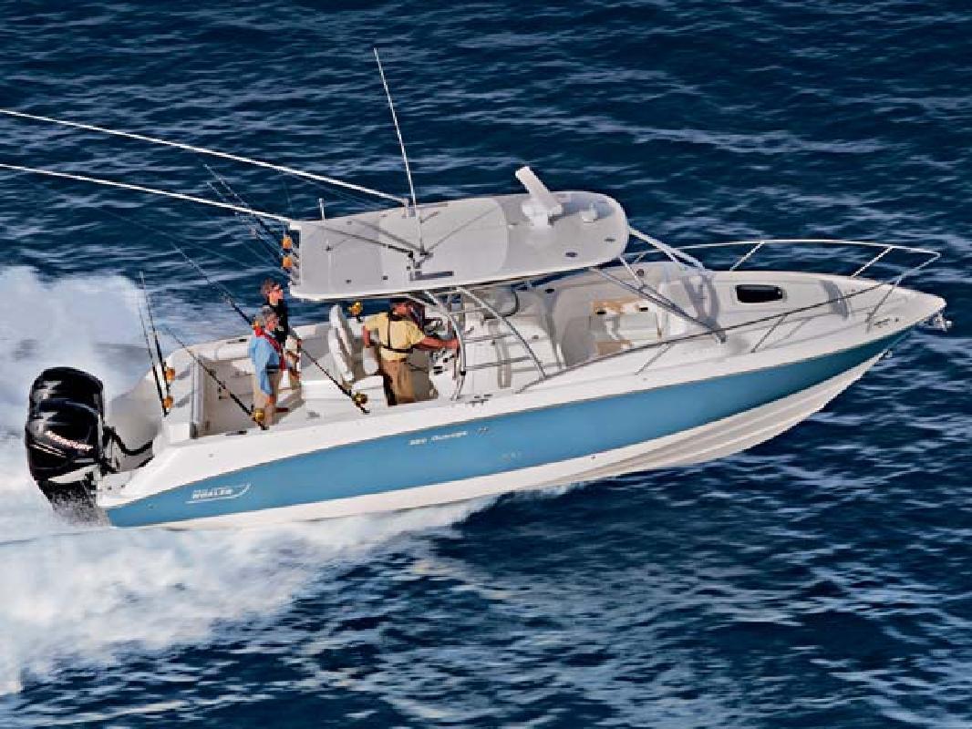 2011 32' Boston Whaler Outrage 320 Cuddy