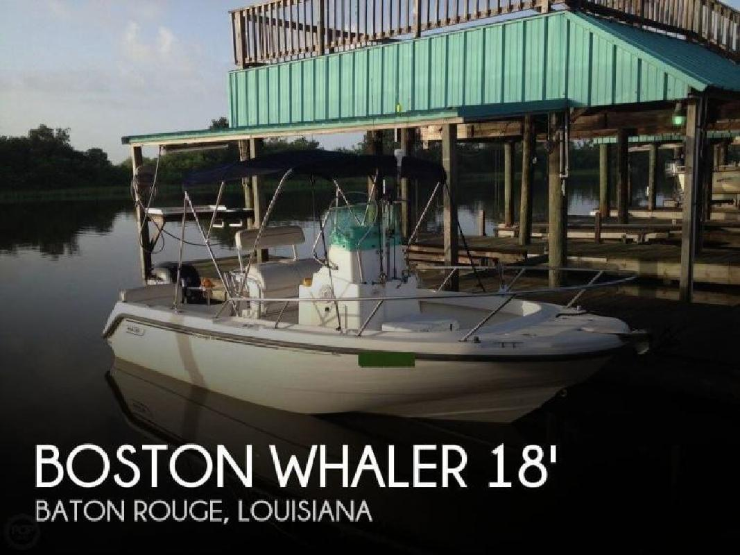 2000 Boston Whaler 18 Outrage Baton Rouge LA for sale in