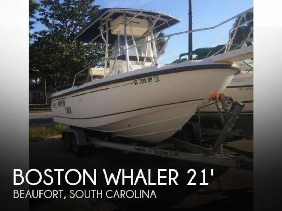 2001 Boston Whaler 21 Outrage Beaufort SC
