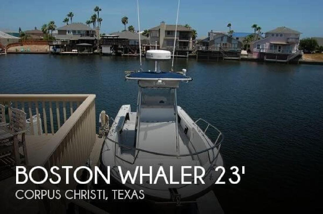 1996 Boston Whaler 24 Outrage Corpus Christi TX