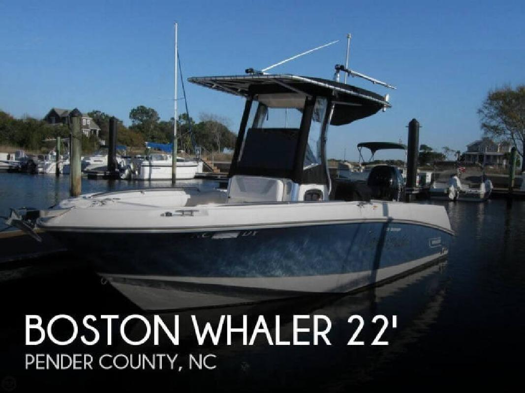 2012 Boston Whaler 220 OUTRAGE Hampstead NC