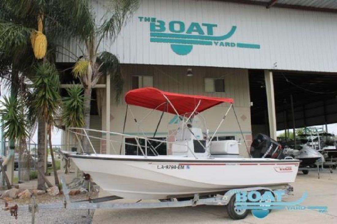 1994 BOSTON WHALER 190 Outrage Marrero LA