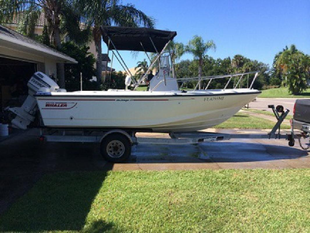 $3,006 1997 Boston Whaler Outrage Well Maintained