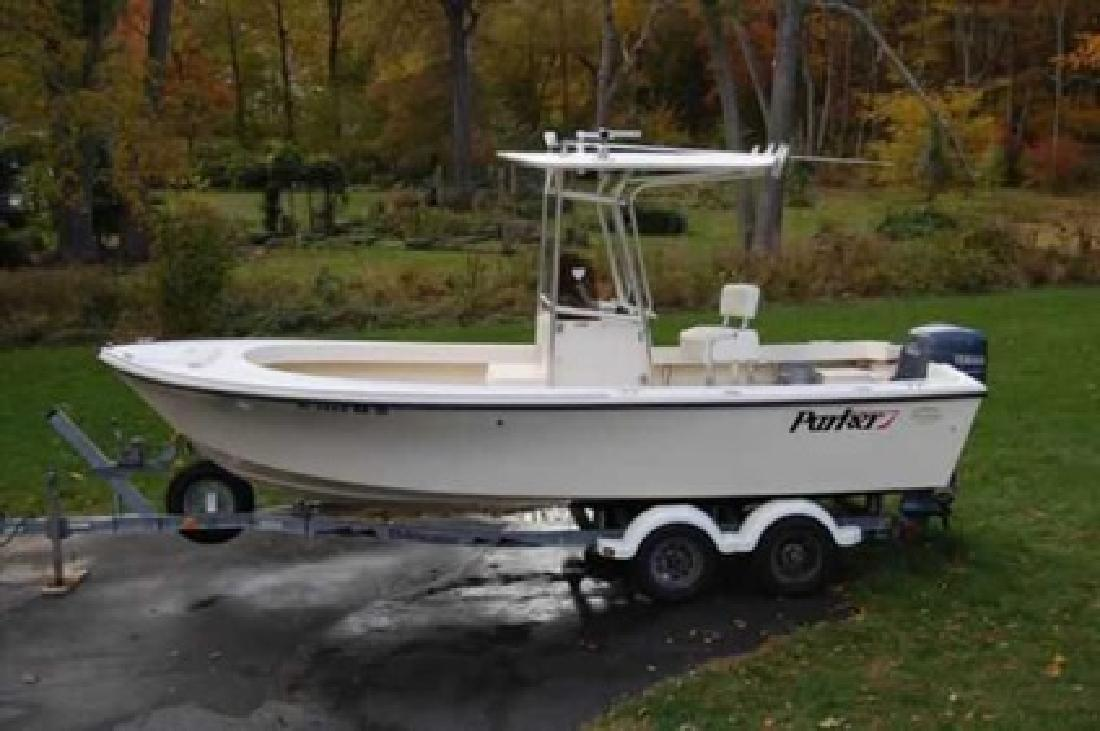 $18,000 2001 Parker (Outstanding Condition!)