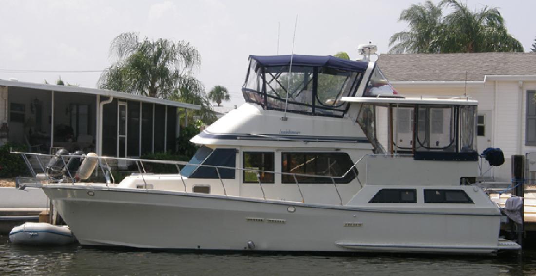 1989 35' Pacific Trawlers Overseas Pacific Fast Trawler
