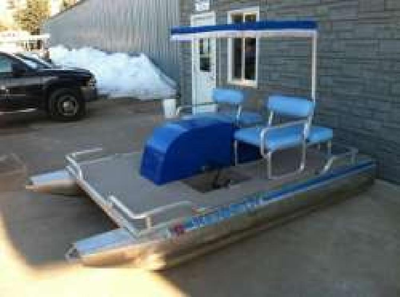 Paddle Boat Kennedy Pontoon Paddle Boat