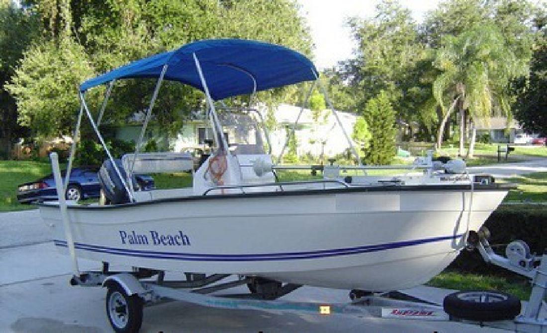 $2,190 2002 Palm Beach,key largo palm beach 161 Boat