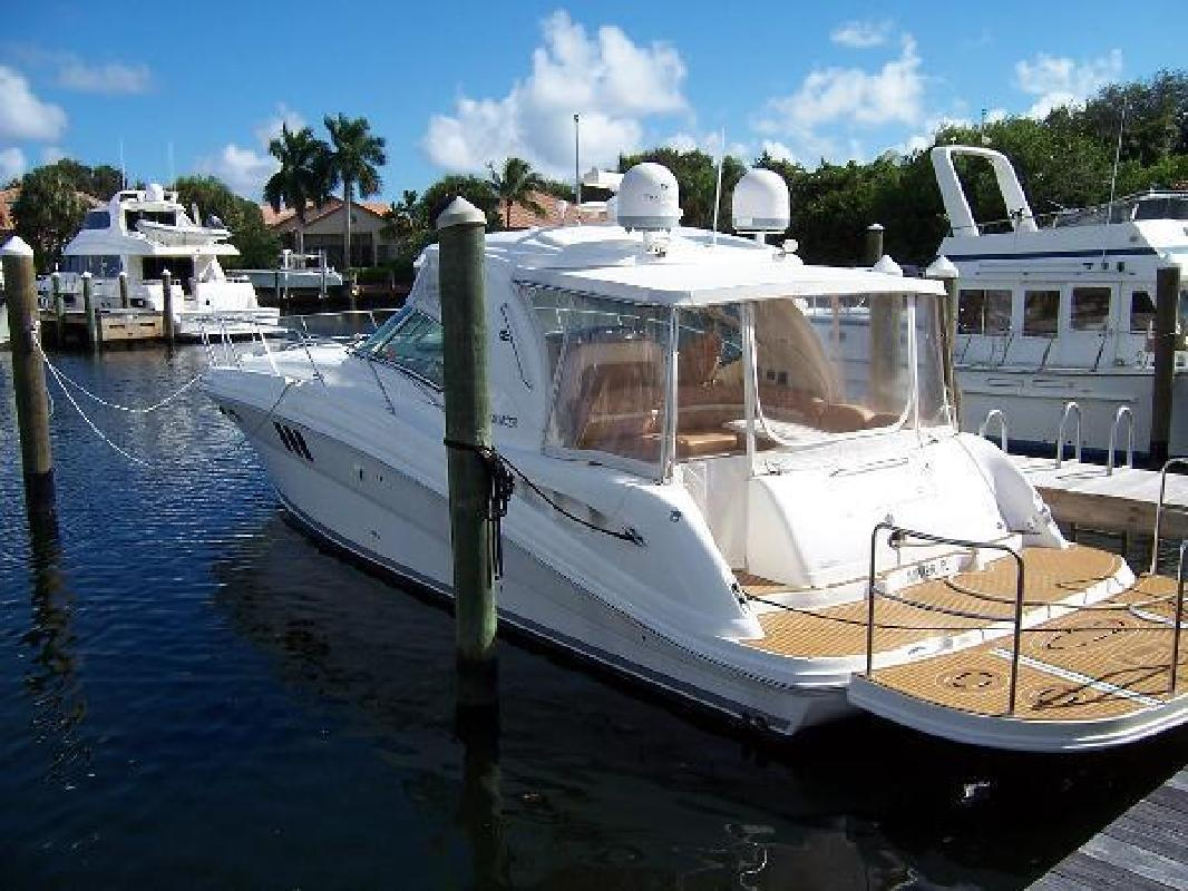 2007 Sea Ray Sundancer 44 Palm Beach Gardens FL
