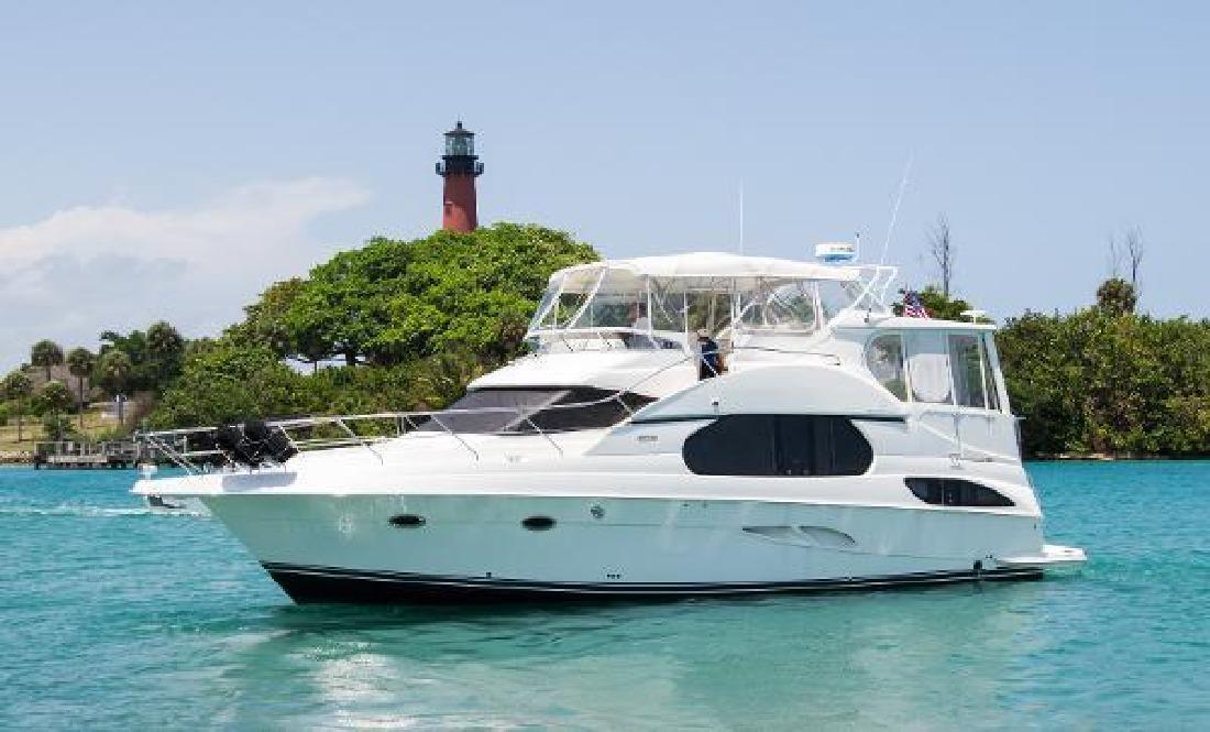 2004 Silverton 43 Motor Yacht Palm Beach Gardens FL