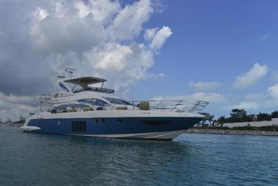2012 Azimut 64 Palmetto FL