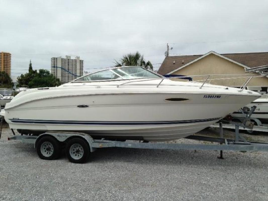 2002 Sea Ray 225 Weekender Panama City Beach FL