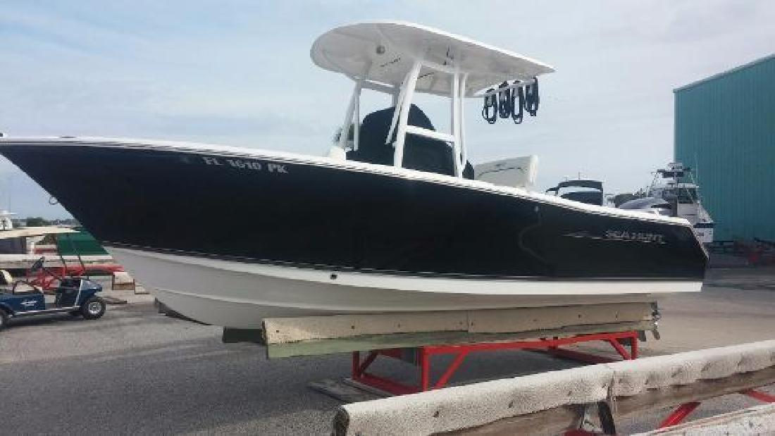2012 Sea Hunt Ultra 234 Panama City Beach FL