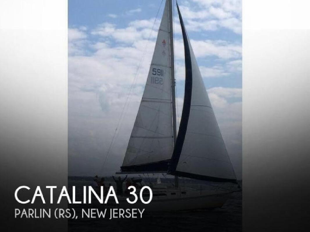 1990 Catalina 30 Parlin NJ for sale in Parlin, New Jersey